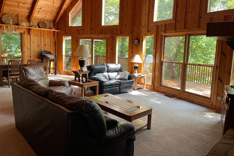 Joyful Times – Sleeps 8; is an Amazing Norris Lake House Rental   Norris Lake Villas