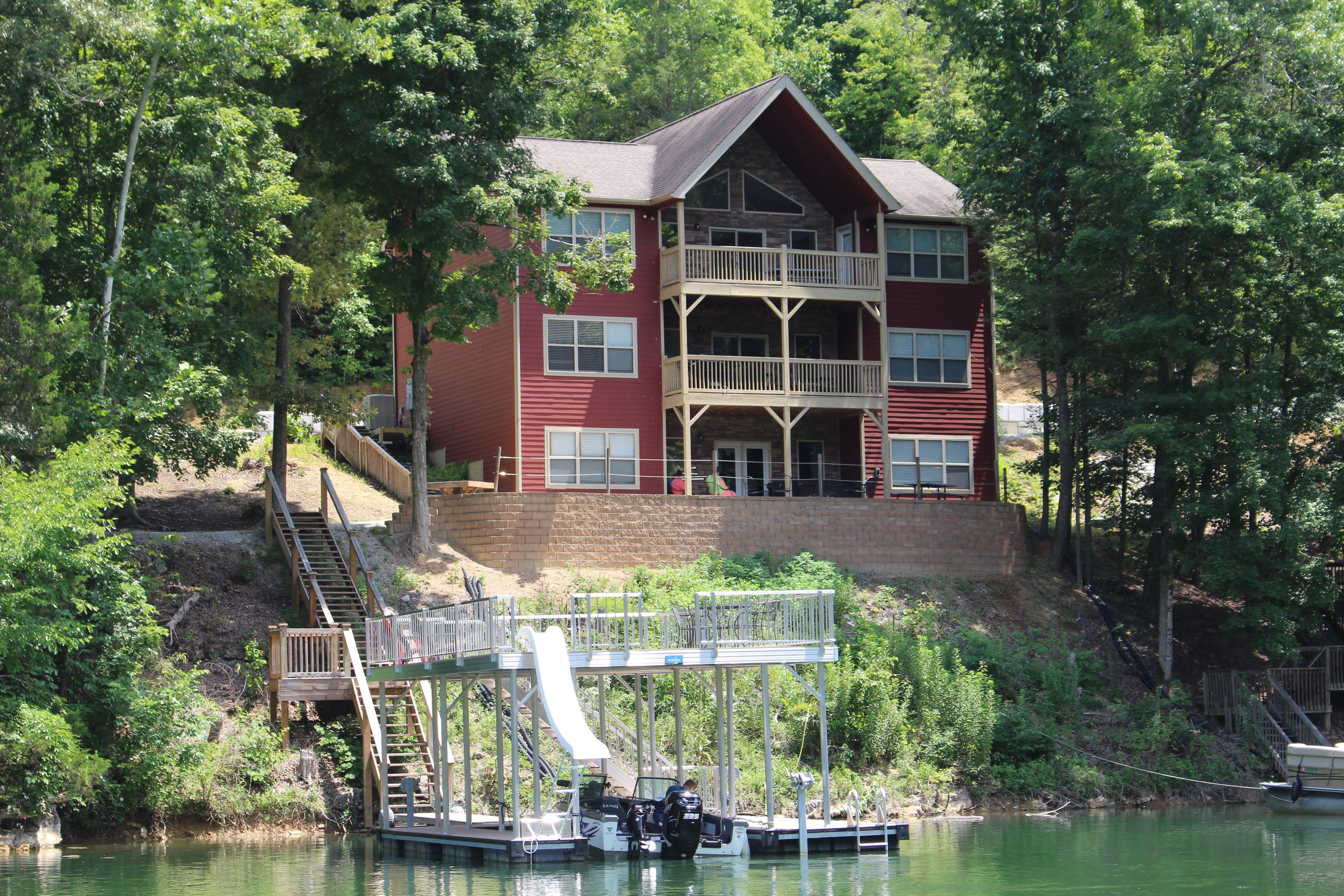 Norris Lake Cabin Rentals | Cedar Cove Cabin | Norris Lake Villas