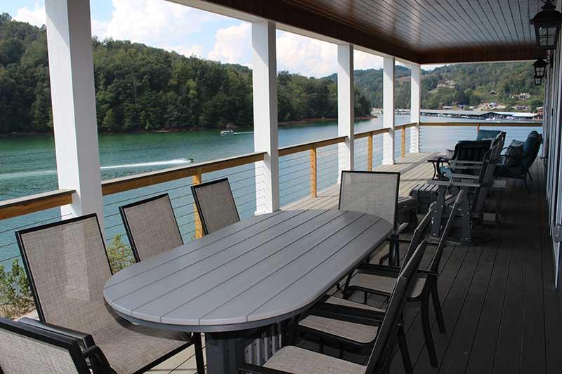 Norris Lake Cabin Rentals | J&J's Getaway Cabin | Norris Lake Villas