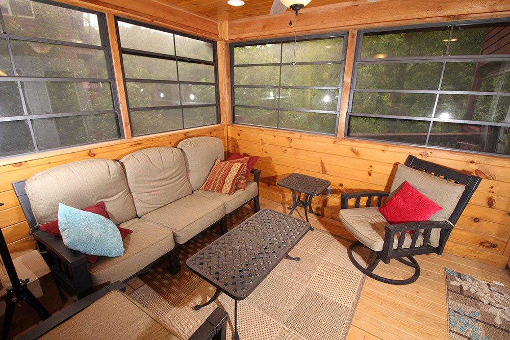 Norris Lake Cabin Rentals | Bottoms Up | Norris Lake Villas