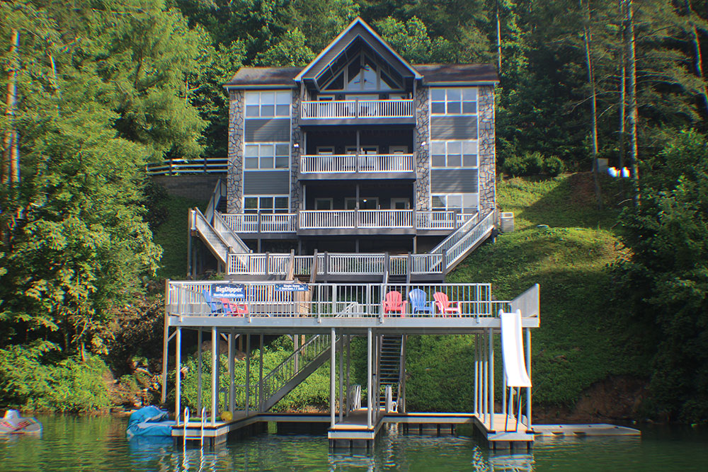 Norris Lake Cabin Rentals | Big Dipper Cabin | Norris Lake Villas