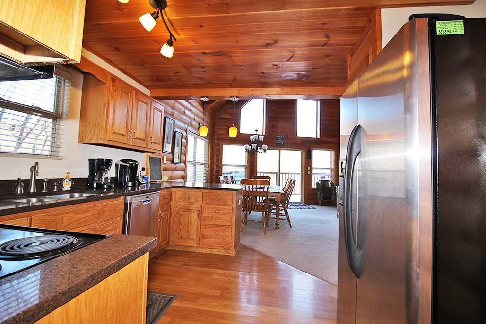 Norris Lake Cabin Rentals | Jolly Mon Cabin | Norris Lake Villas