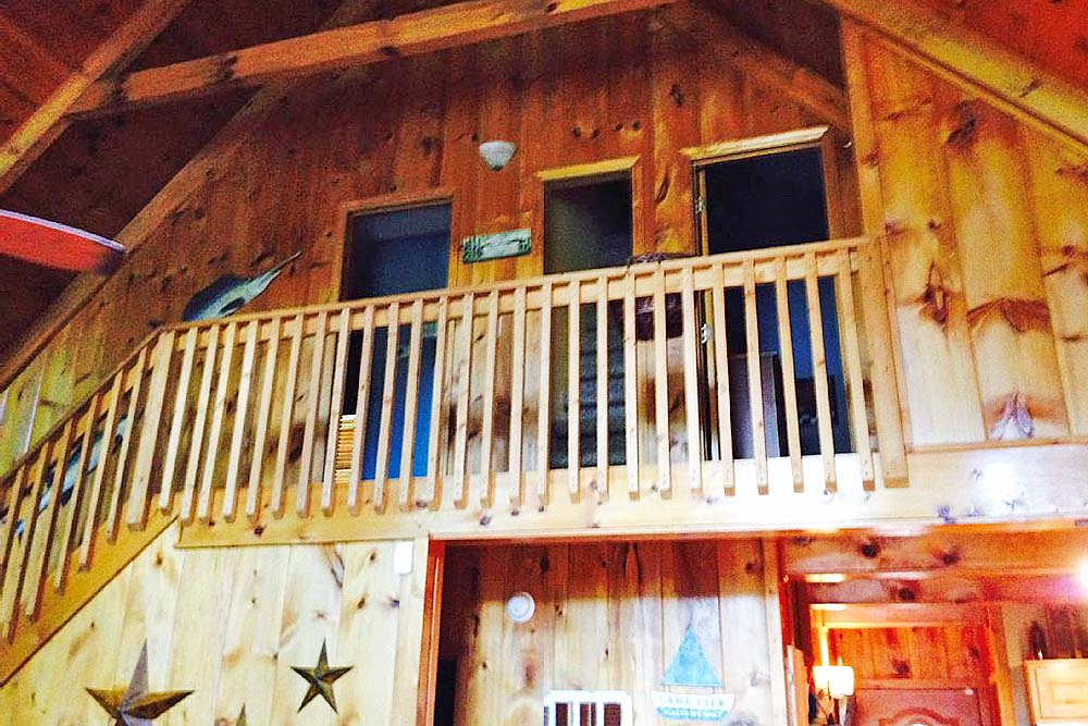 Norris Lake Cabin Rentals | Knopp's Landing Great Room | Norris Lake Villas