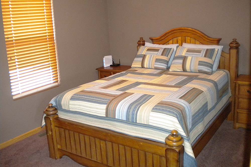 Norris Lake Villas | Norris Lake Cabin Rentals | Slice of Heaven Lakeside Cabin Accommodations
